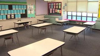 Generic Empty Classroom (2)