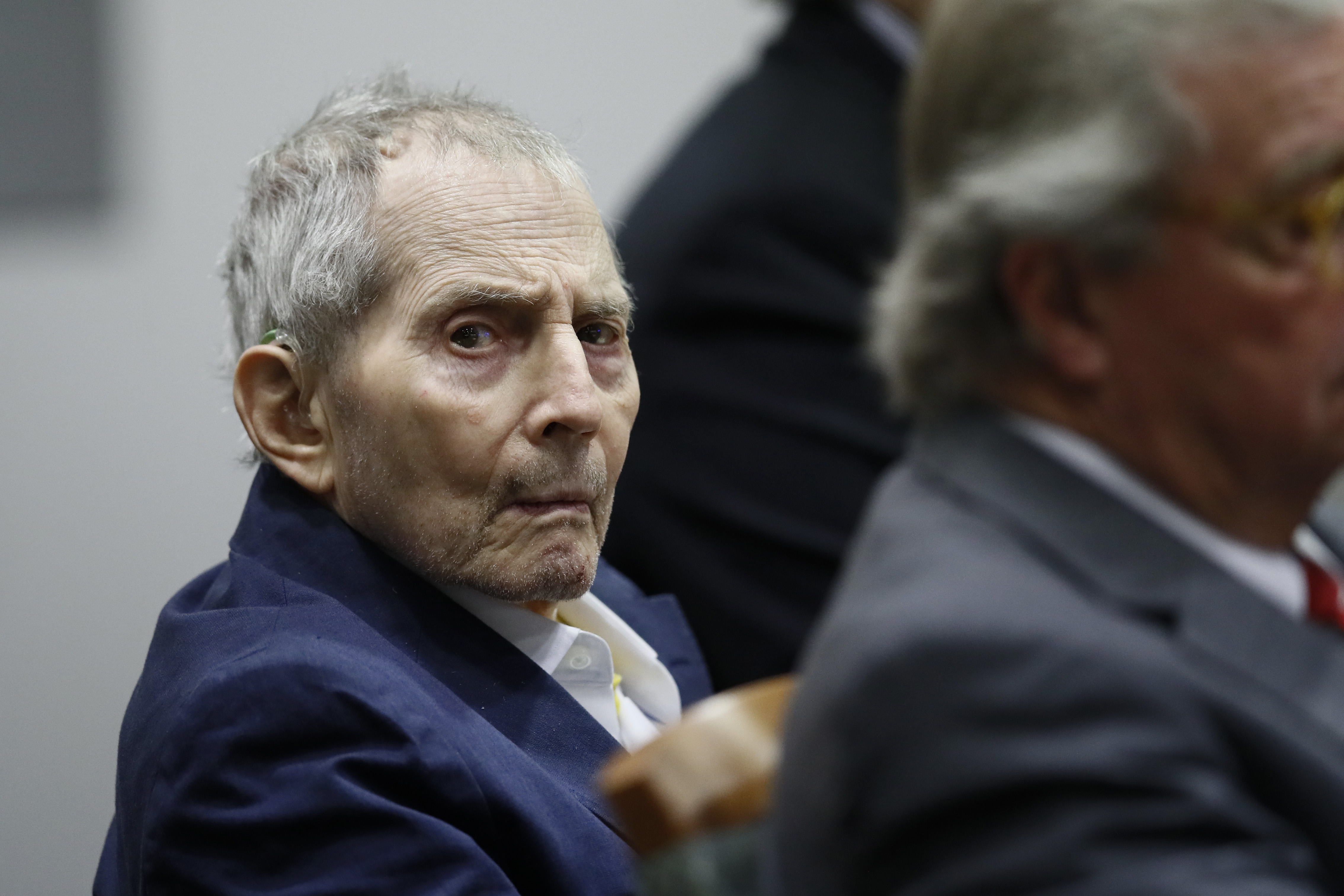 Robert Durst's LA Murder Trial, Already Postponed by Pandemic, Is Delayed Until 2021