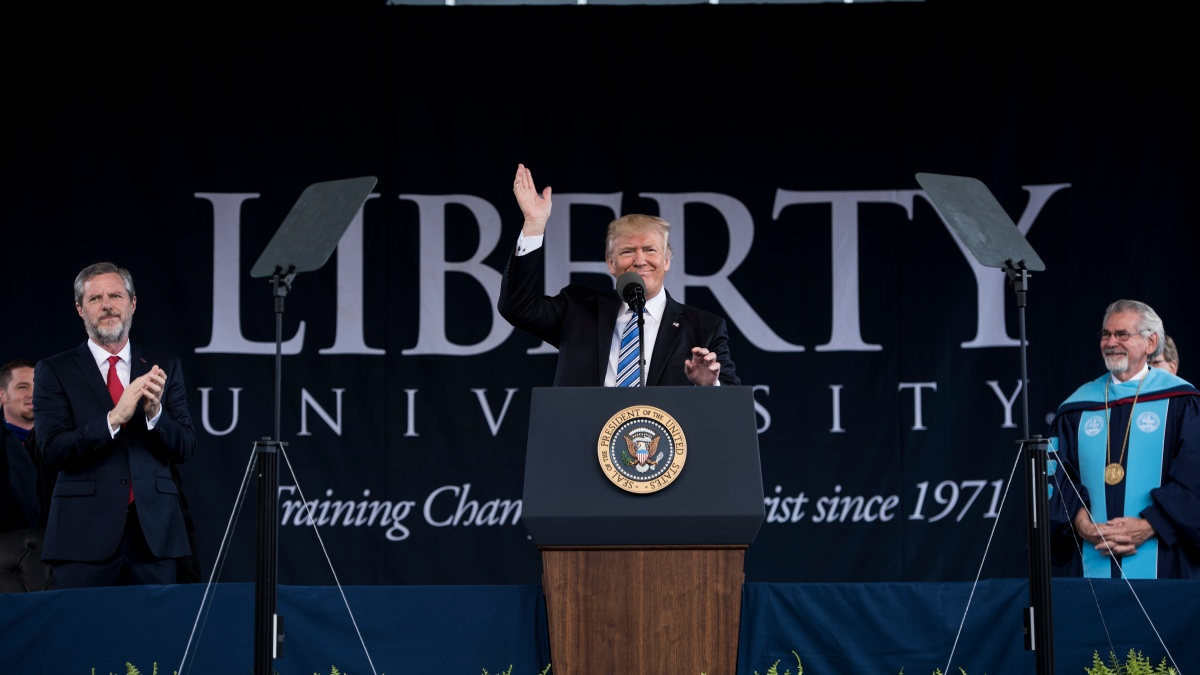 Trump Threatens to Pull Tax Exemption for Schools, Colleges 1