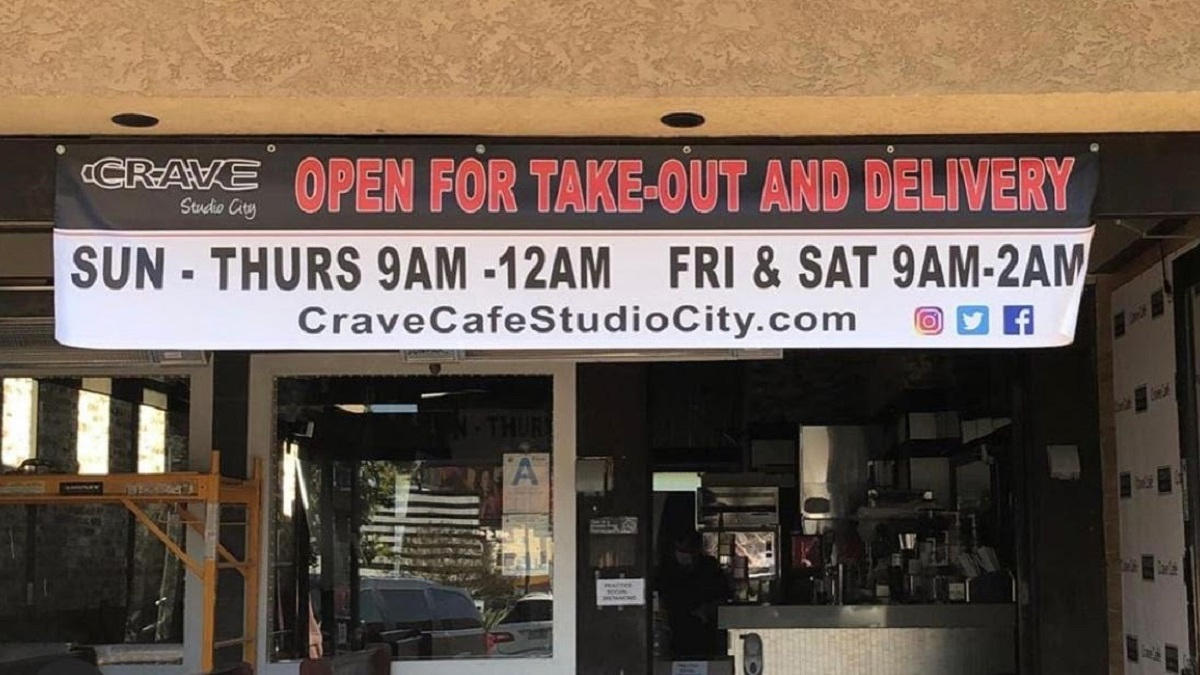 LA Fines Businesses $356 For Posting 'We're Open' Signs