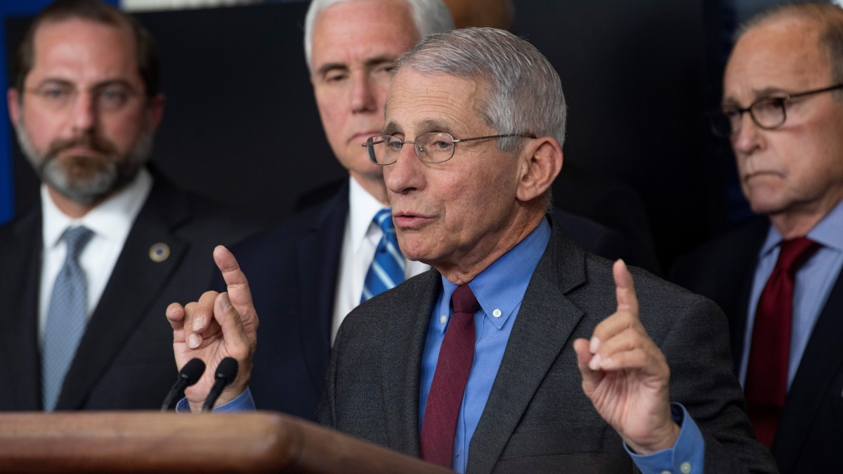 Fauci Rips New Trump Campaign Ad, Says It Uses His Comments 'Out of Context' 1