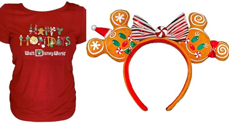 Disneyland Christmas Merchandise 2020 Disney Parks Just Gave Fans a Merry Peek at Holiday Merchandise