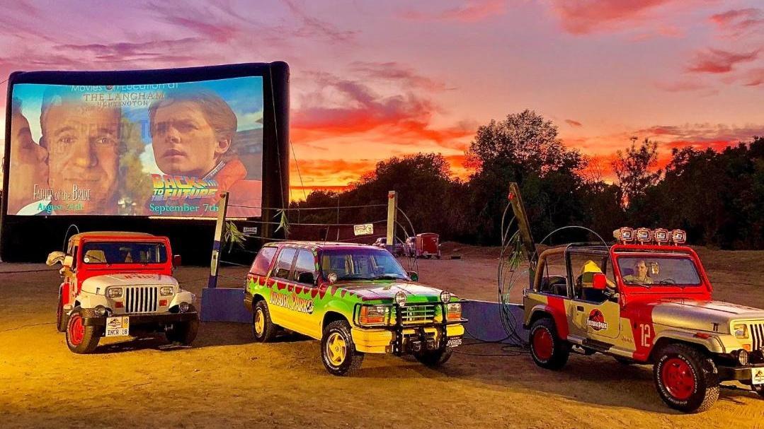 A Beloved Valley Drive In Makes Its Movie Big Return Nbc Los Angeles