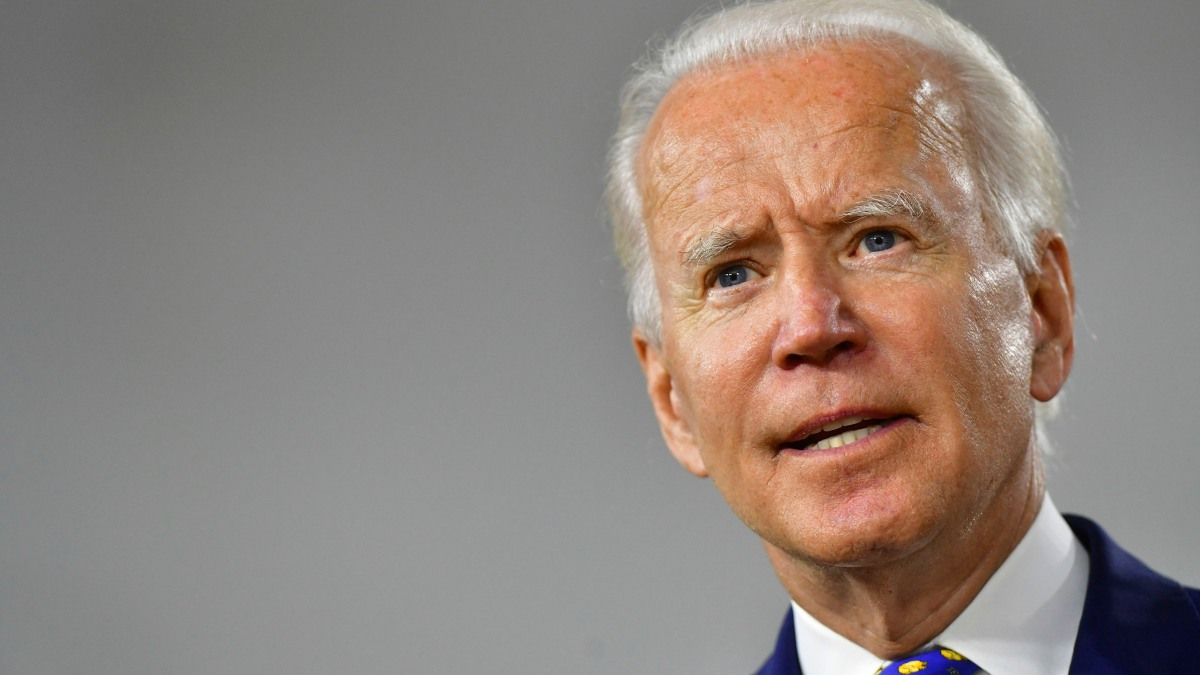 Biden on Cognitive Test: 'Why the Hell Would I Take a Test?' 1