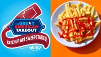 Ketchup Artists, Your Sweepstakes Has Arrived