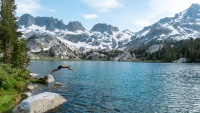 Make a Splash Around Mammoth Mountain