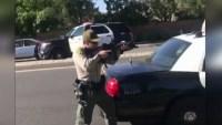Deputies Draw Guns on Teens