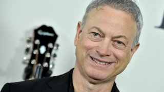 """Gary Sinise attends the premiere of Lionsgate's """"I Still Believe"""" at ArcLight Hollywood."""