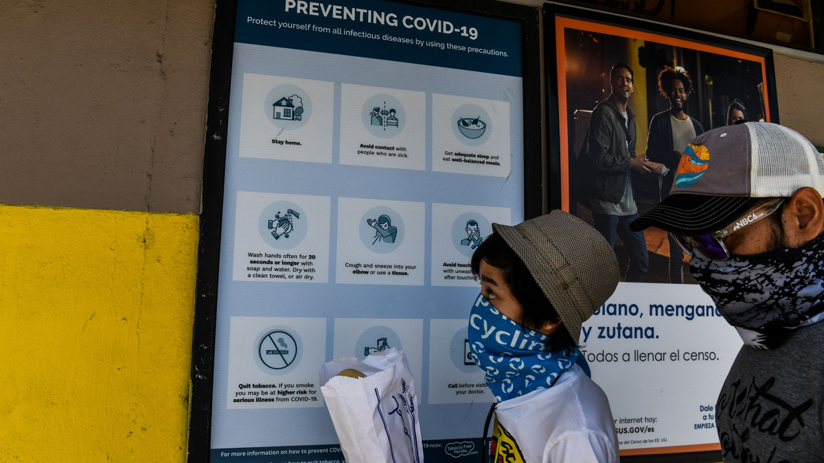 City of Santa Ana Looking for Part-Time Coronavirus Workers