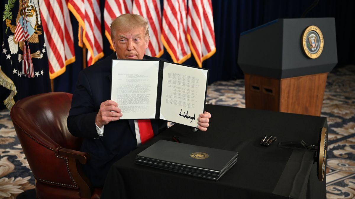 States on Hook for Billions Under Trump's Unemployment Plan 1