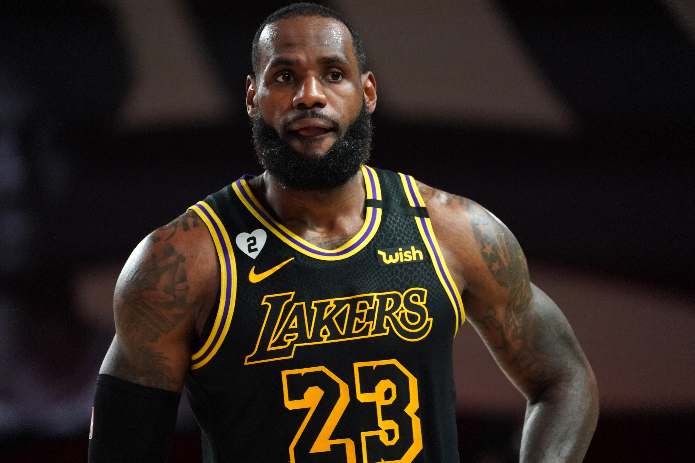 Lakers Honor Kobe Bryant in 135-115 Blowout of Blazers in Game 4 ...