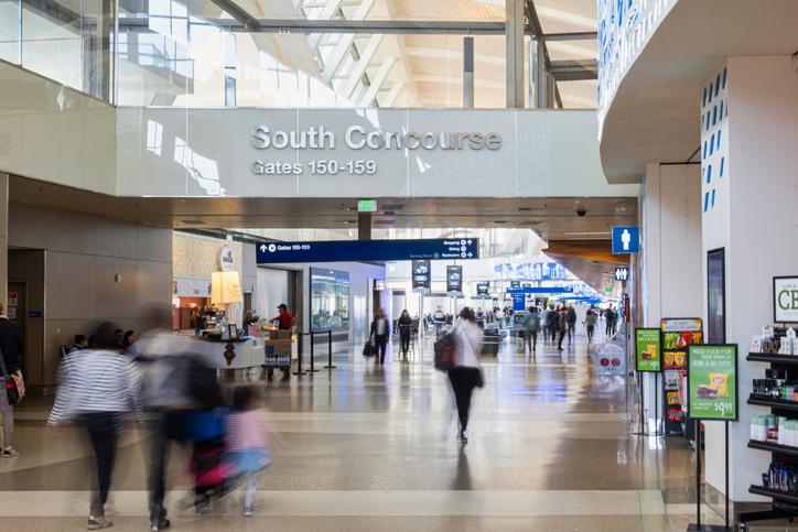 'Travel Safely Ambassadors' Deploy At LAX To Combat Coronavirus