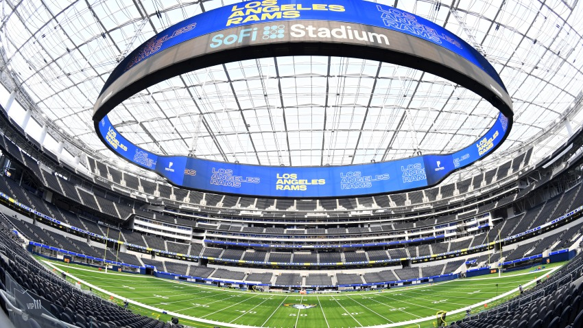 palace preview l a rams marvel at 1st trip to new sofi stadium nbc los angeles https www nbclosangeles com news sports palace preview l a rams marvel at 1st trip to new sofi stadium 2417270