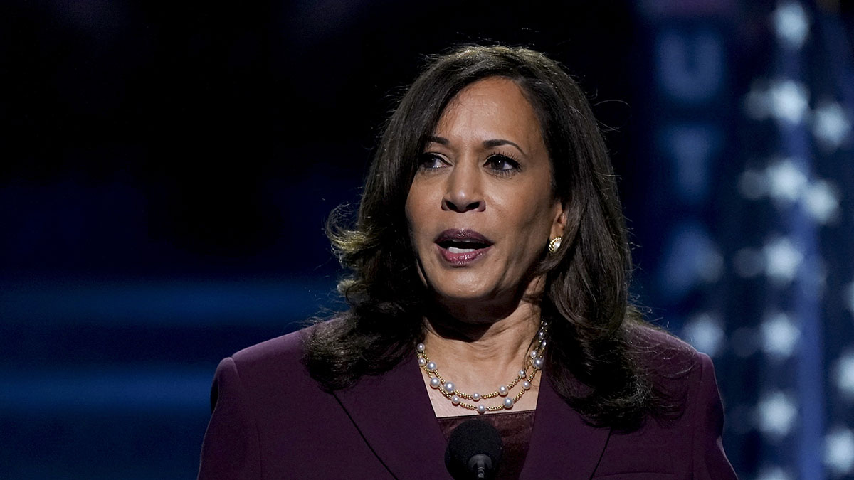 Kamala Harris on Call for Nationwide Mask Mandate: 'This Is a Sacrifice We Have to Make' 1
