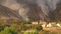 Ranch Fire Forces Evacuations in Azusa