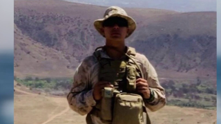 Lance Cpl Marco Andres Barranco was killed in a tragic training accident off the coast of San Clemente Island.