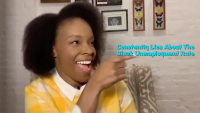 'Late Night': Amber Ruffin on What Trump Has Done for Black America