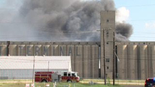 Firefighters in Corpus Christi responded Friday to an apparent explosion in the city's port and refinery district.