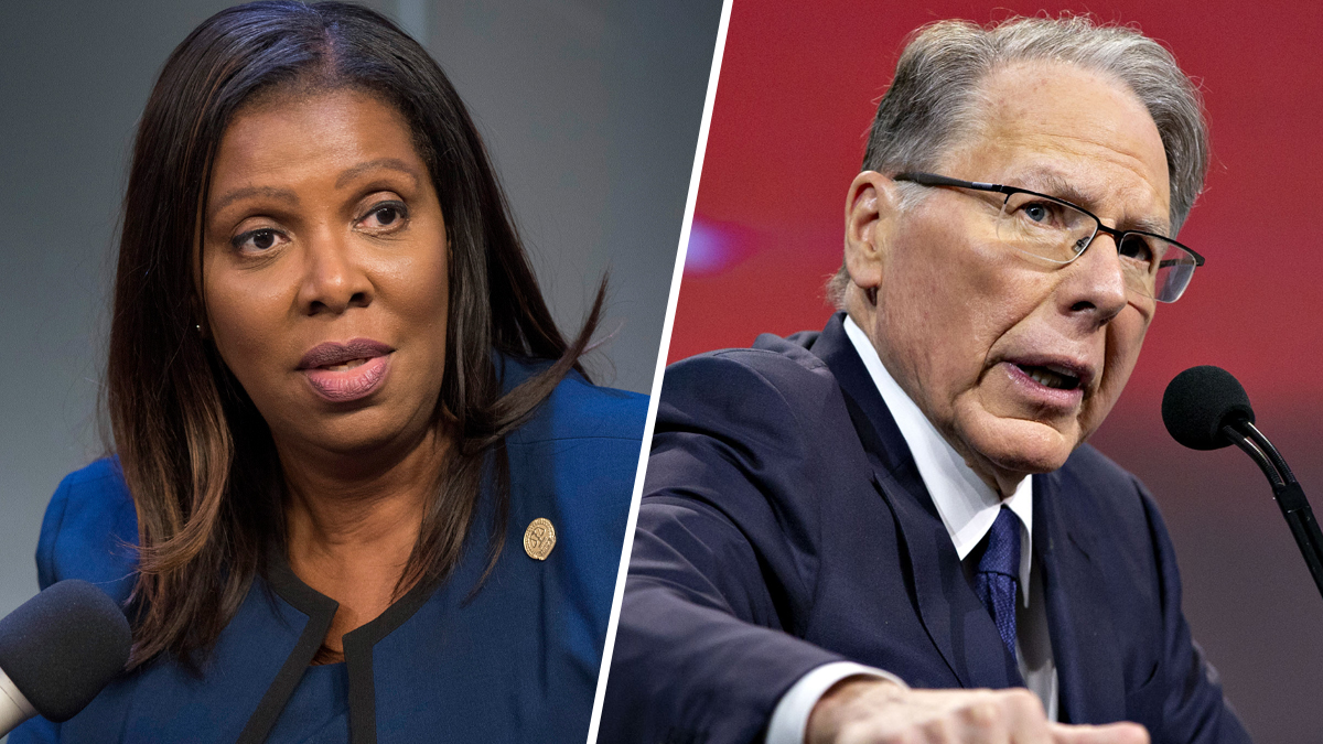 New York Sues to Dissolve the NRA, Alleging Widespread Fraud 1
