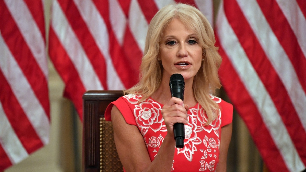Kellyanne Conway to Leave White House by End of Month 1