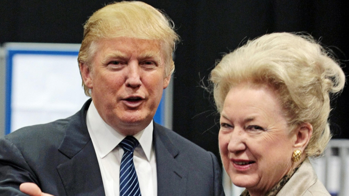 Trump Allies Push Back on Recording of President's Sister Bashing Him as a Liar With 'No Principles' 1