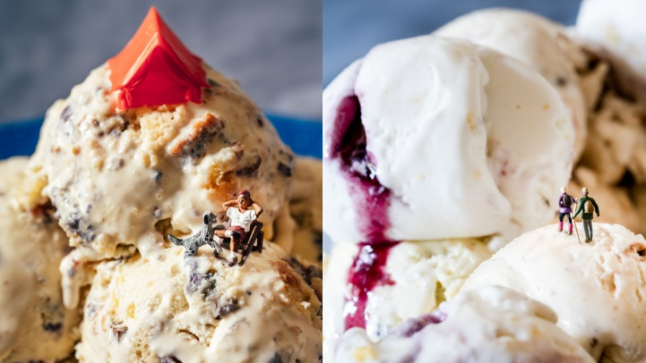 Classic Camping Food Is Now Ice Cream at Salt & Straw