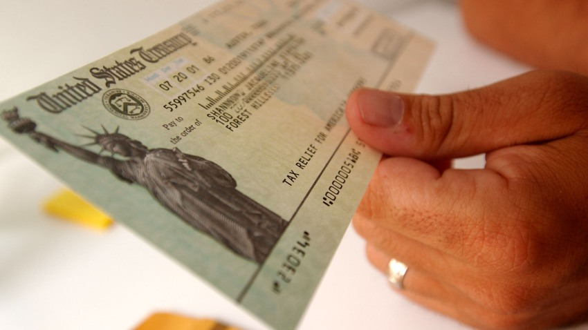 cheques del gobierno