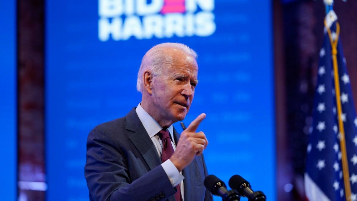 Joe Biden: Vacancy About Health Law, Not Court Expansion 1
