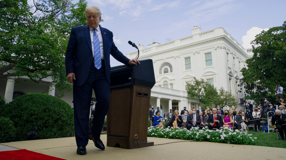 Ethics Experts See National Security Concern in Trump's Debt 1