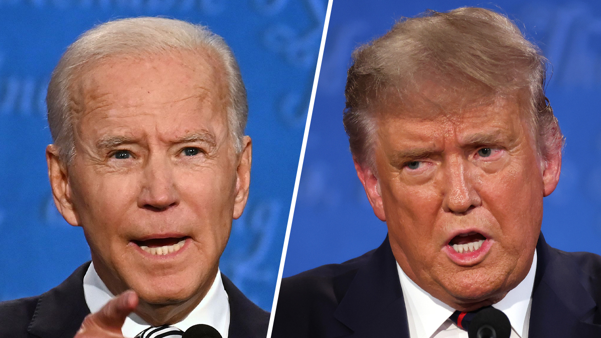 Next Trump-Biden Debates Uncertain, Though Oct. 22 Is Likely 1