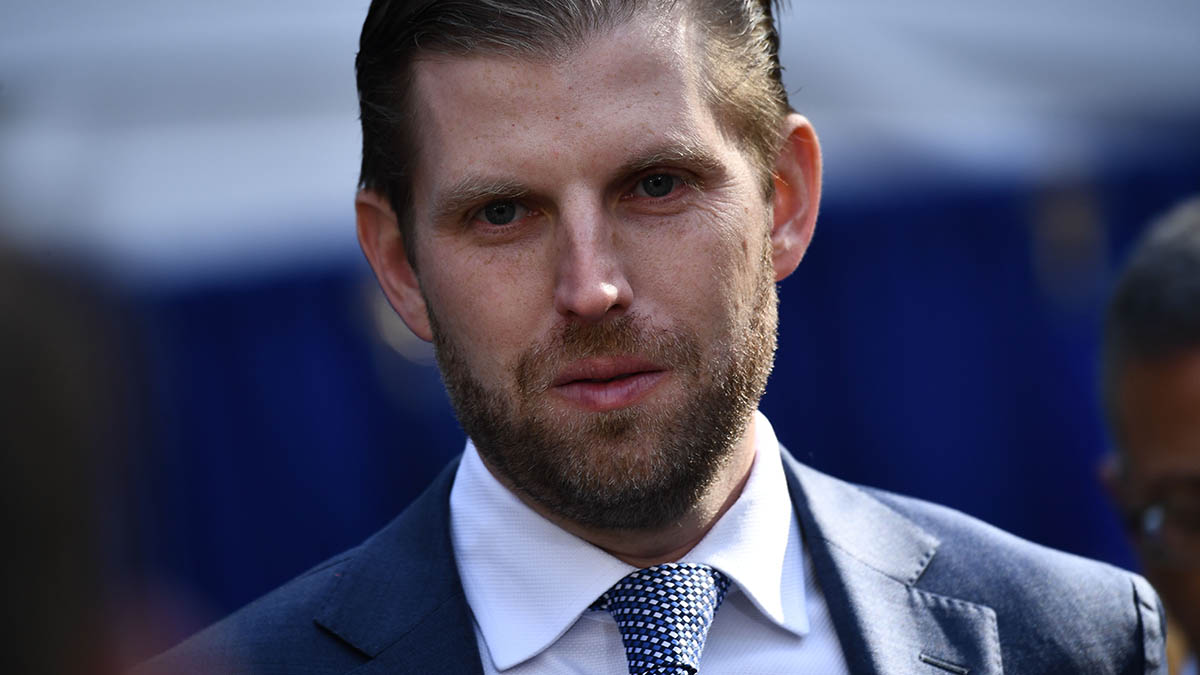 Eric Trump Slated to Talk With NY Investigators Via Video 1