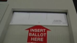 Generic ballot machine
