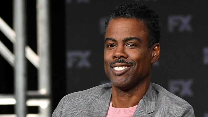 Chris Rock of 'Fargo' speaks during the FX segment of the 2020 Winter TCA Tour