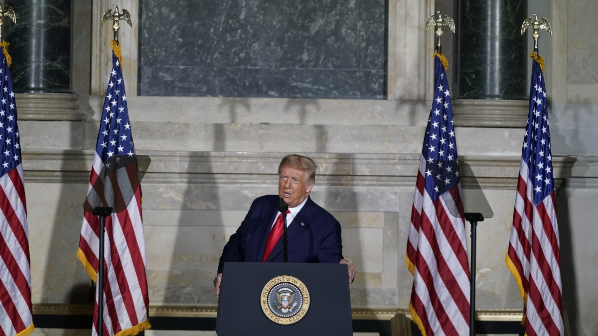 Trump Calls for 'Patriotic Education,' Says Anti-Racism Teachings Are 'Child Abuse' 1
