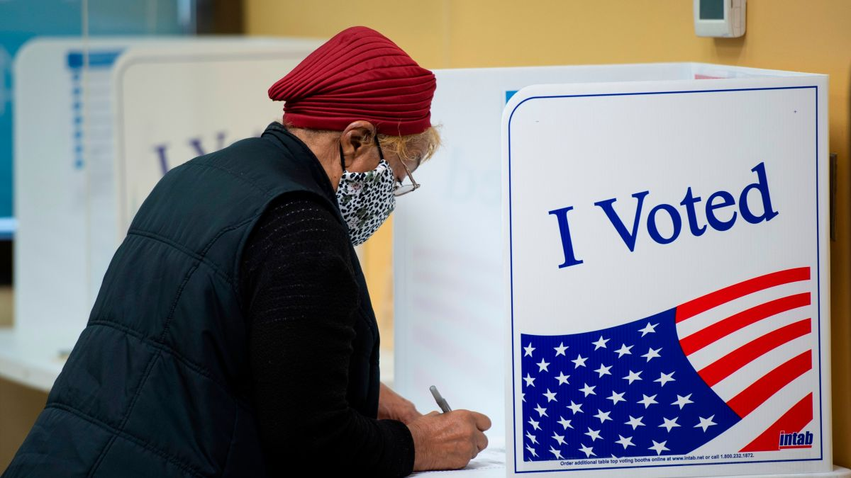 L.A. County Democrats Outline Voting Options and Urge People to Cast Ballot Early 1