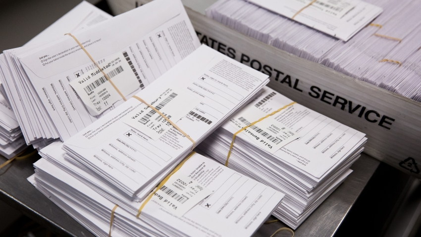L A County Urges Voters To Use Vote By Mail Ballots Nbc Los Angeles