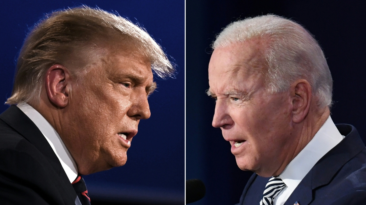 'Will You Shut Up, Man': Interruptions Abound in First Trump-Biden Debate 1