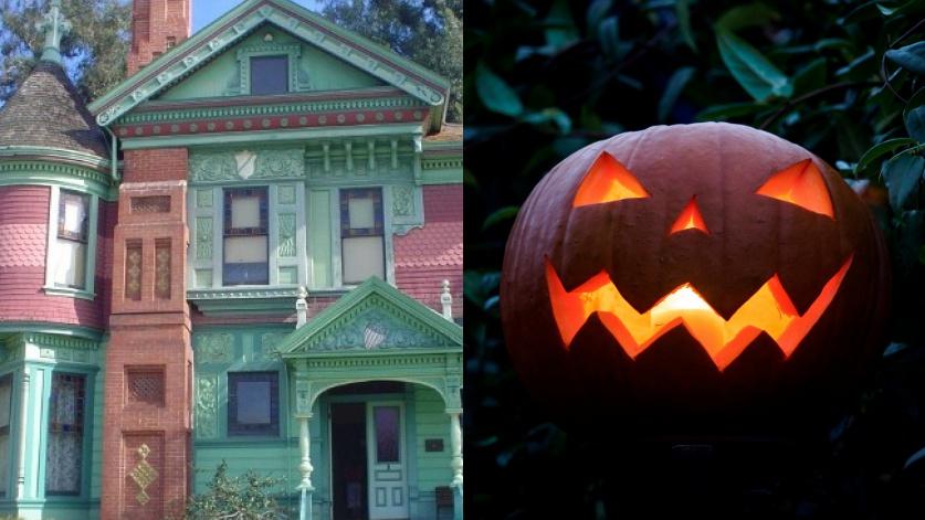 Halloween Events Free Los Angeles 2020 Freeform's Frightful Drive Thru to Haunt Heritage Square – NBC Los