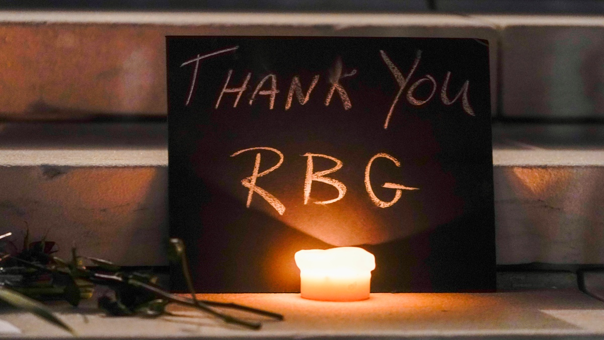 SoCal Leaders Pay Tribute to Supreme Court Justice Ruth Bader Ginsburg