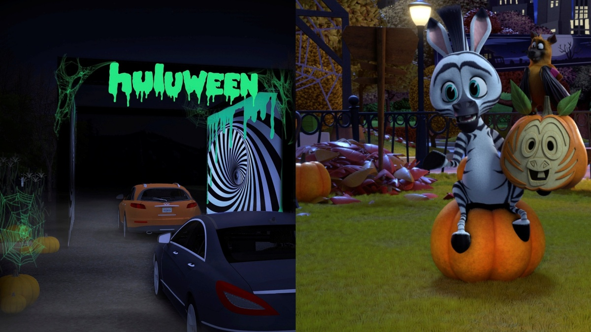 'Huluween' to Haunt a Pop-up Drive-in Theater