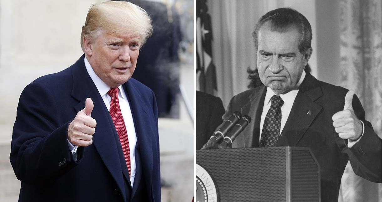 Dear Donald, Dear Mr. President: Exhibit Features Trump-Nixon Letters From the 1980s