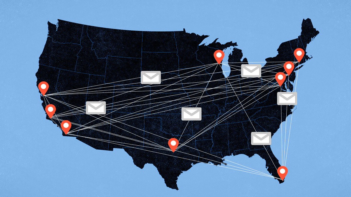 US Mail Slowdown Continues as Election Nears 1
