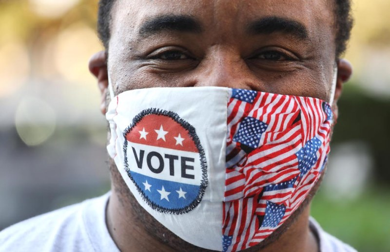 Photos: Scenes From Election Season Around Southern California