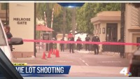 Sexual Assault Suspect Hospitalized After Two-Hour Paramount Pictures Standoff