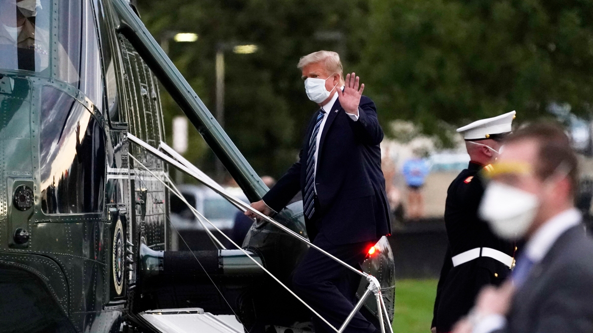 Ethicists Say Trump Special Treatment Raises Fairness Issues 1