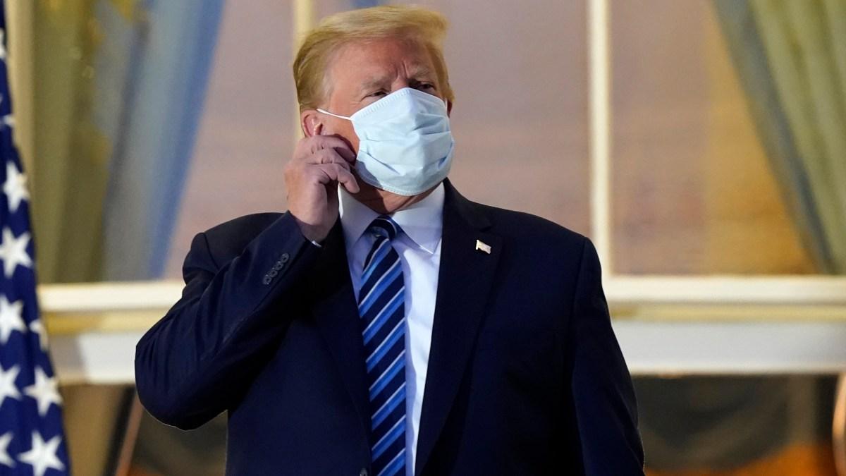 Trump Halts COVID-19 Relief Talks Until After Election 1