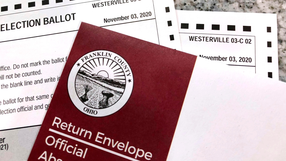 Ohio County Says Nearly 50,000 Voters Received Wrong Ballots 1