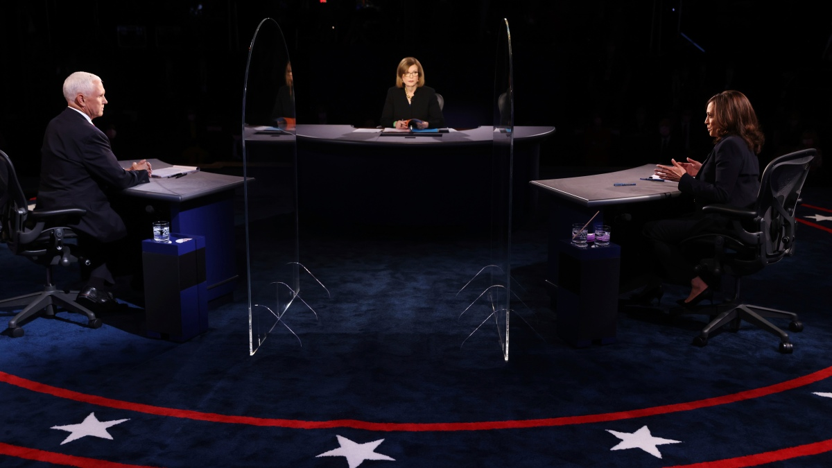 Fact Check: Debate Week's Twisted Tales on Virus, Climate 1