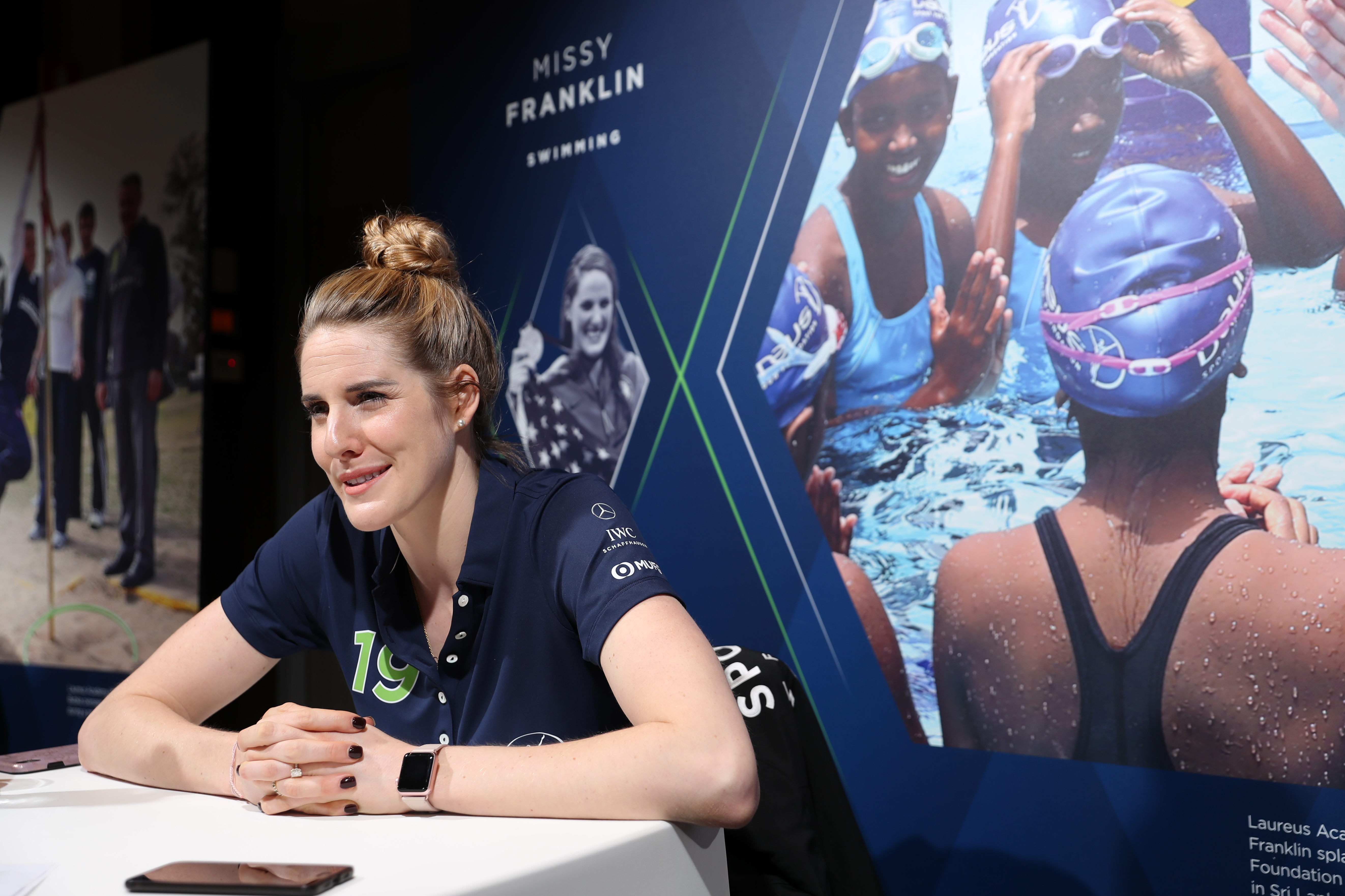 Olympian Missy Franklin Says She 'Really Can't' Swim After Devastating Injuries