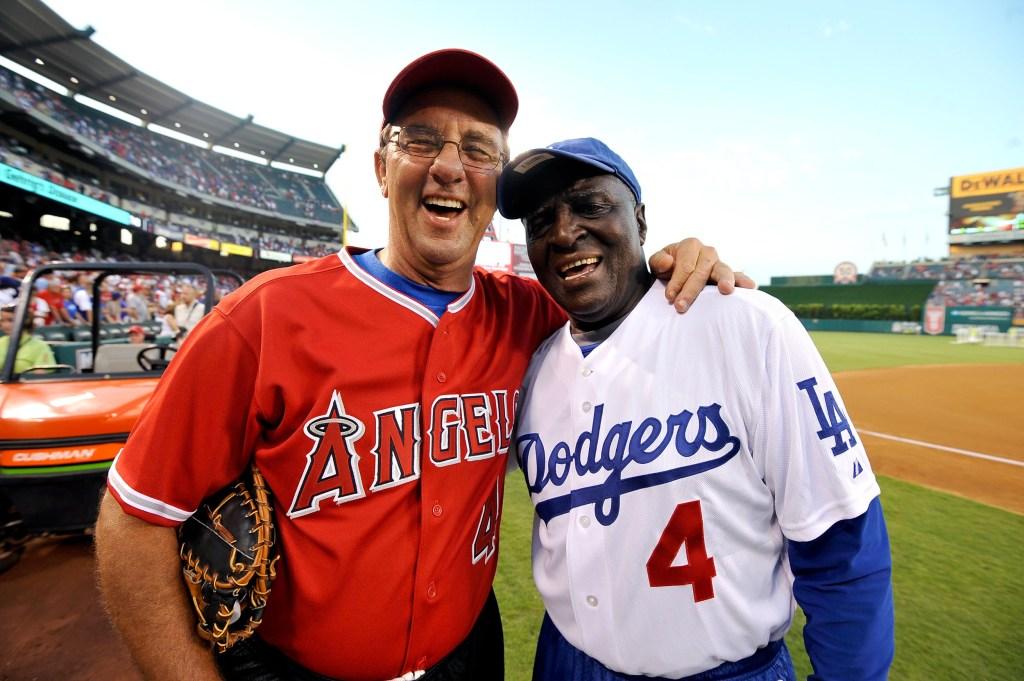 Steve Garvey's Celebrity Softball Game For ALS Research